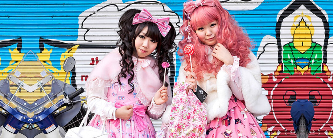 Japanese Sweet Lolita Clothing Style