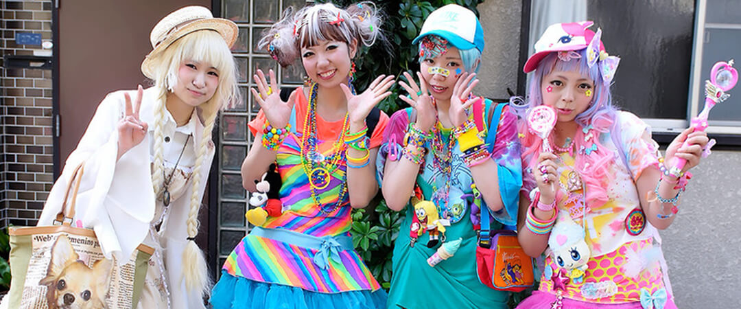 Japanese Youth Clothing Style