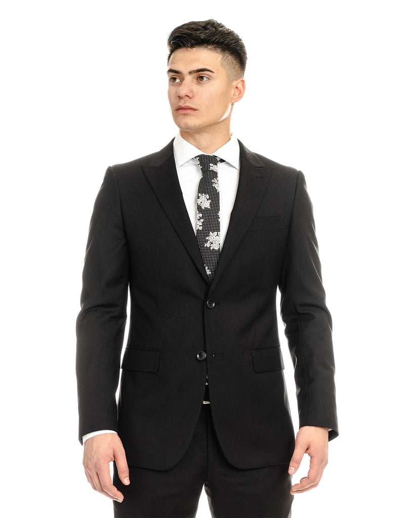 Modern Man Suit, Slim Fit, Skinny Fit, Tapered Suits, Wool Suits, Prom Suit