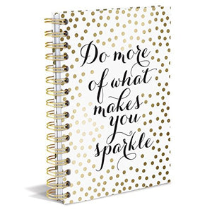 Do More of What Makes You Sparkle Journal
