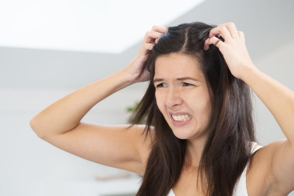 ITCHY, GREASY, FLAKY SCALP? FRET NOT. TRY THESE ANTI - DANDRUFF PRODUCTS