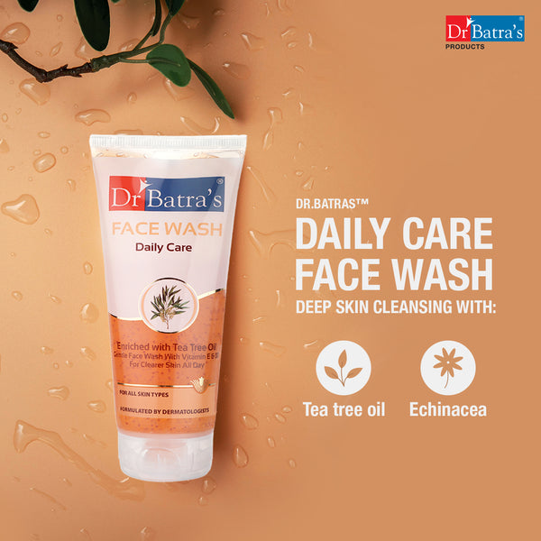 Dr. Batra's Daily Care Face Wash