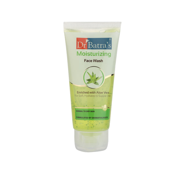 Dr. Batra's Moisturizing Face Wash