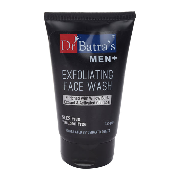 Dr. Batra`s Men+ Exfoliating  Face Wash