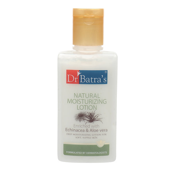 Dr. Batra`s Natural Moisturising Lotion - 100 ml