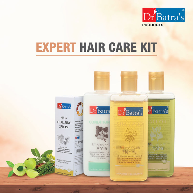 Dr. Batra`s Hair Kit