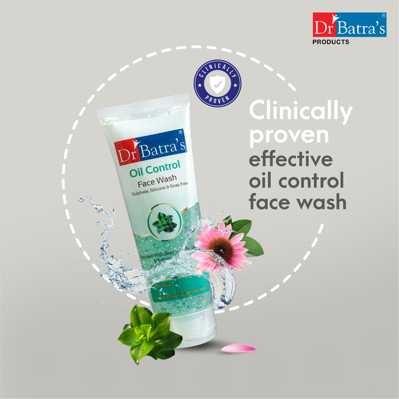 Dr. Batra's Oil Control Face Wash