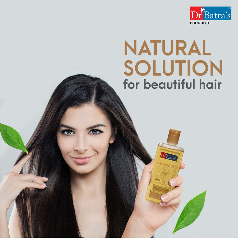 Dr. Batra's Shampoo for Normal Hair