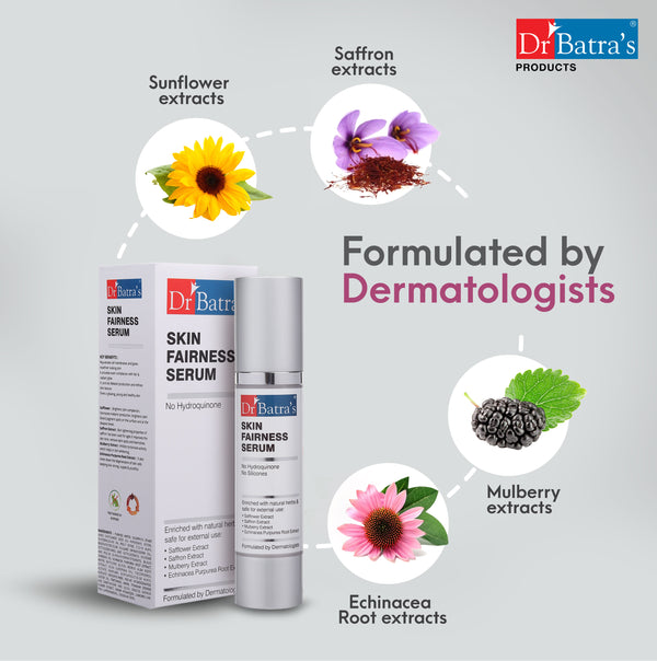 Dr Batra's Skin Fairness Serum