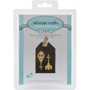 Ultimate Crafts Dies Victorian Arrow Set
