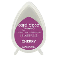 Card Deco Essentials - Pearlescent Pigment Ink - Cherry