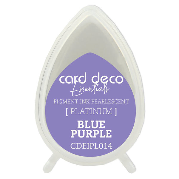 Card Deco Essentials - Pearlescent Pigment Ink - Blue Purple