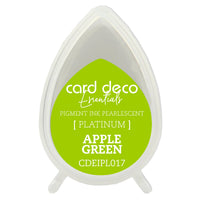 Card Deco Essentials - Pearlescent Pigment Ink - Apple Green