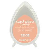 Card Deco Essentials - Pearlescent Pigment Ink - Beige