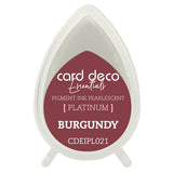 Card Deco Essentials - Pearlescent Pigment Ink - Burgundy