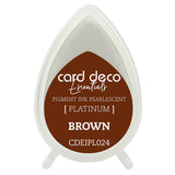 Card Deco Essentials - Pearlescent Pigment Ink - Brown
