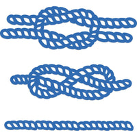 Kaisercraft - Decorative Dies - Ropes & Knots