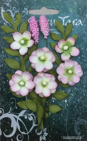 Green Tara - Primrose Collection - Pale Pink