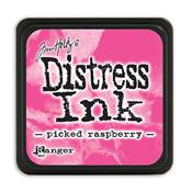 Distress Ink Pads Mini - Picked Raspberry
