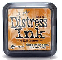 Distress Ink Pads Mini - Wild Honey