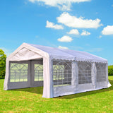 20x13ft Heavy Duty Outdoor Carport Wedding Tent Event Gazebo