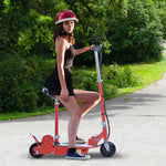 Adjustable Folding Electric Seated  Motorized Scooter