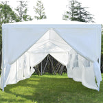 10' x 30' Outdoor Canopy Tent with Side walls