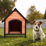 Outdoor Indoor Wooden Pet Room Shelter House