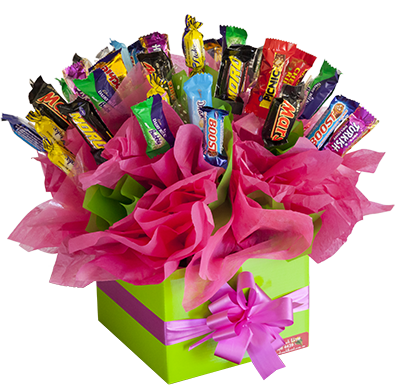 Favourites Chocolate Bouquet