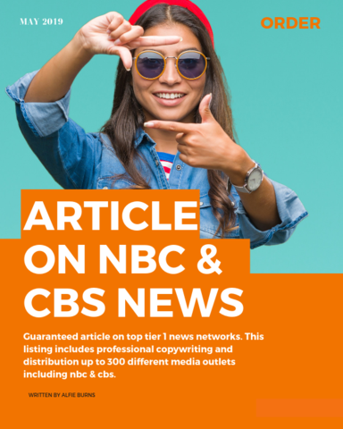 Article on NBC & CBS Networks