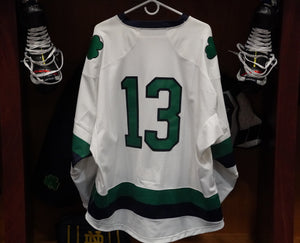 Official Game Worn Hockey Jersey #13 (Size L)