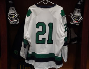 Official Game Worn Hockey Jersey #21 (Size M)