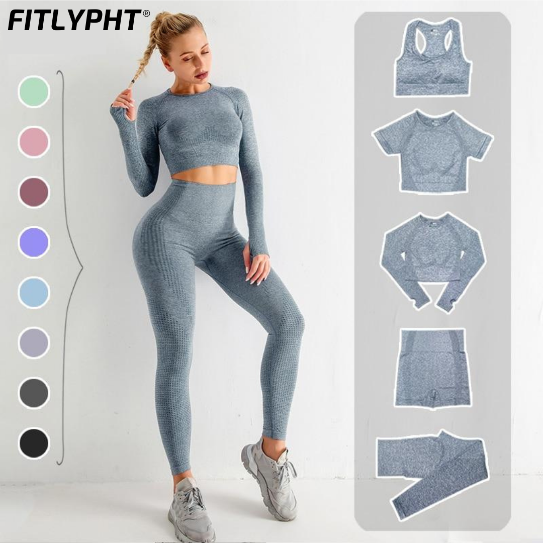 Fitlypht® Color Collection Sports Bra