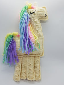 Rag-doll Unicorn