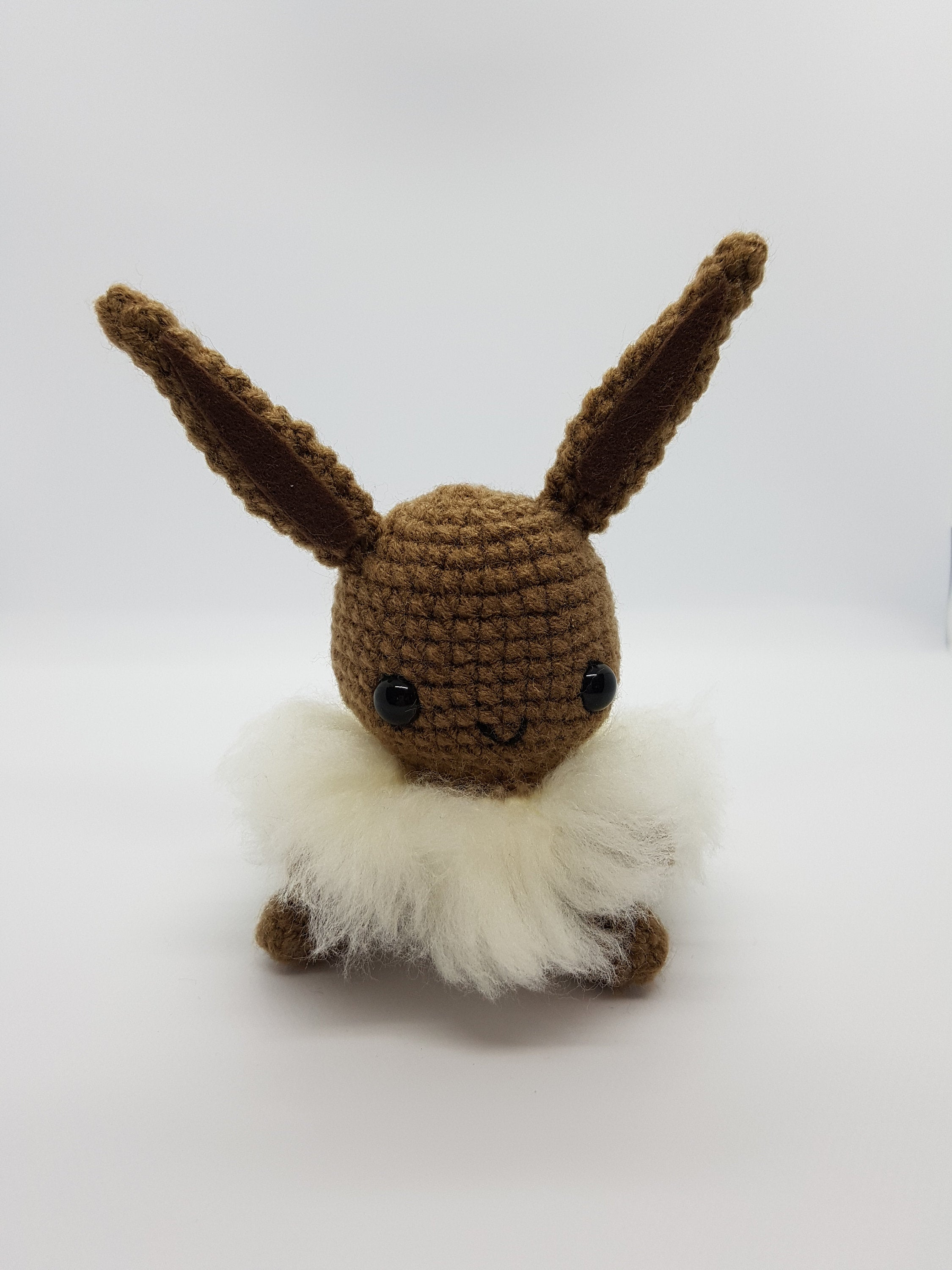 eevee the fluffy fox from pokemon
