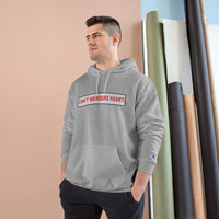 CAN'T MEASURE HEART Champion Hoodie