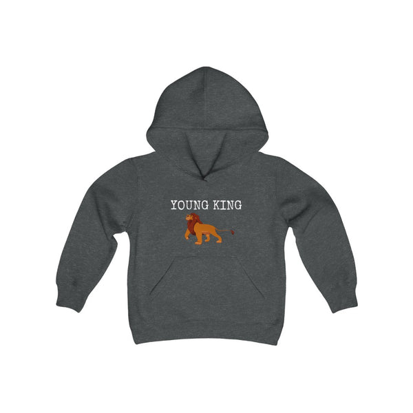 Young King Youth Heavy Blend Hooded Sweatshirt