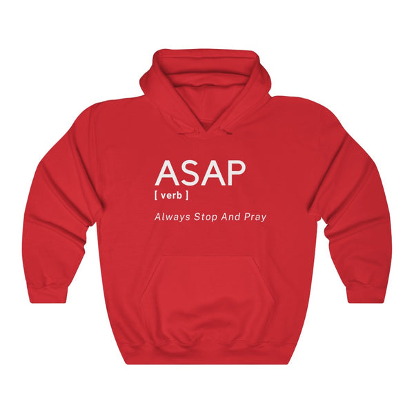 A.S.A.P Unisex Heavy Blend™ Hooded Sweatshirt