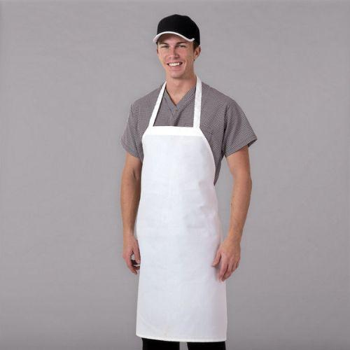 Chef Revival 600PS-PP Bib Apron, White