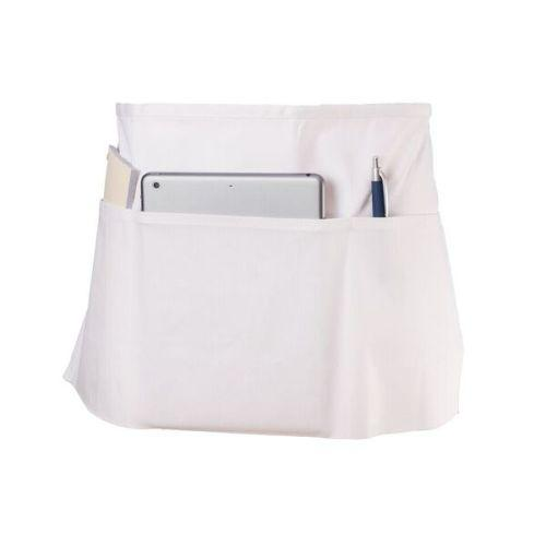 Chef Revival 605WAFH-GR Professional Waist Apron, White
