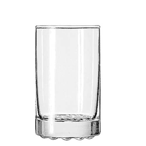 Libbey Nob Hill 7 Ounce Hi-Ball Glass - 72 per Case