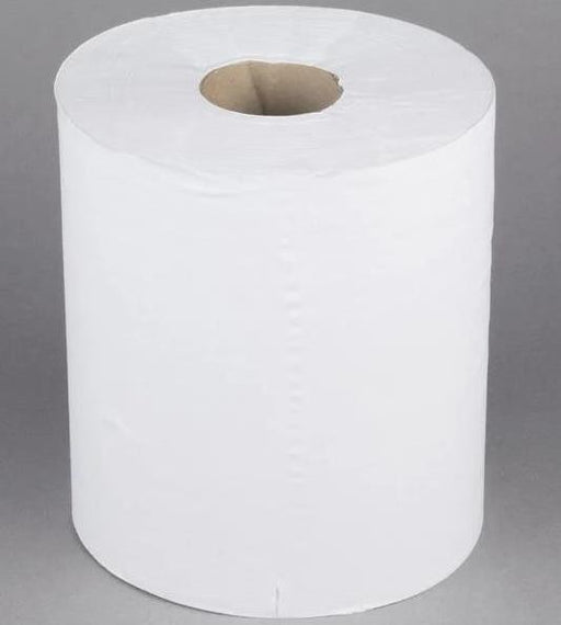 Merfin Hand Towel, 1000 Sheets per Roll - 6 Rolls per Case