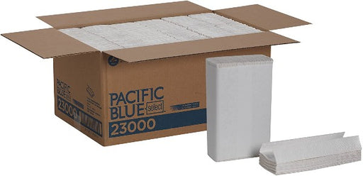 "Pacific Blue Select C-Fold Premium Paper Towel, 10.1x12.7"" - 1440 per Case"