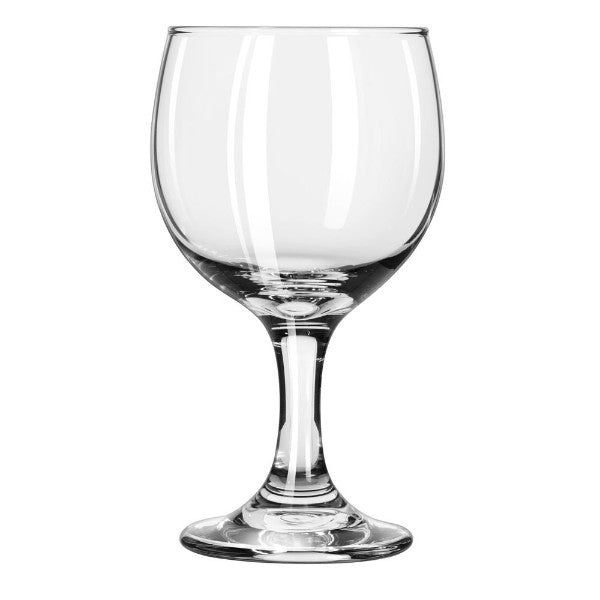 Libbey Embassy Wine Glass, 10.5 Ounce - 36 per Case