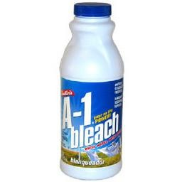 Austin's A-1 Bleach - 12 Bottles (32 Fluid Ounce Each) per Case