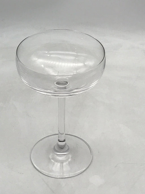 Specialty Glass Flutes & Champagnes Champagne Saucer, 8 Ounce - 24 per Case