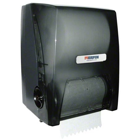 Merfin Universal Hands Free Paper Towel Dispenser - 1 per Case