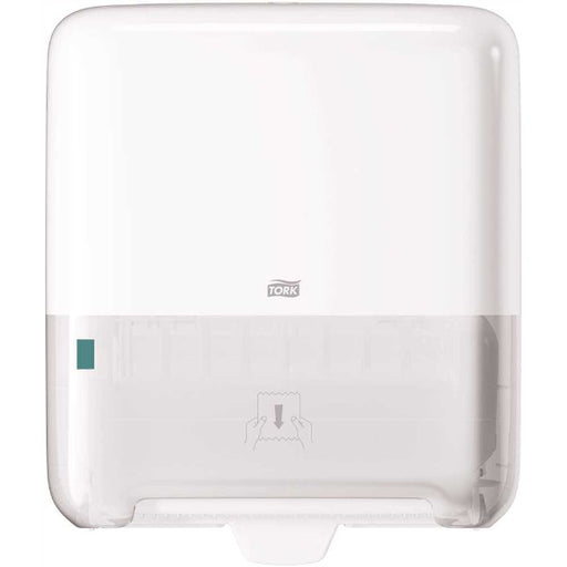 Tork Matic Hand Towel Dispenser, White - 1 per Case