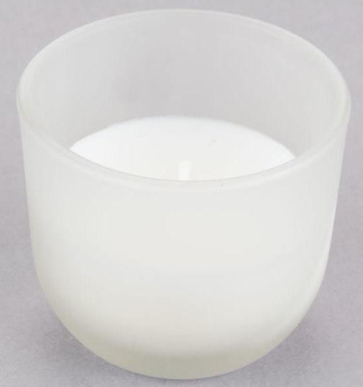 Sterno PetiteLites Glass Candle, 8 Hour Burn - 48 per Case
