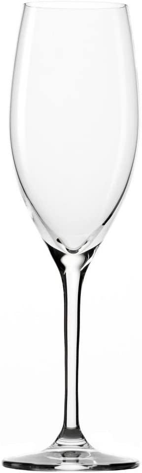 Specialty Glass Classic Vintage Champagne Glass, 8 Ounce - 24 per Case